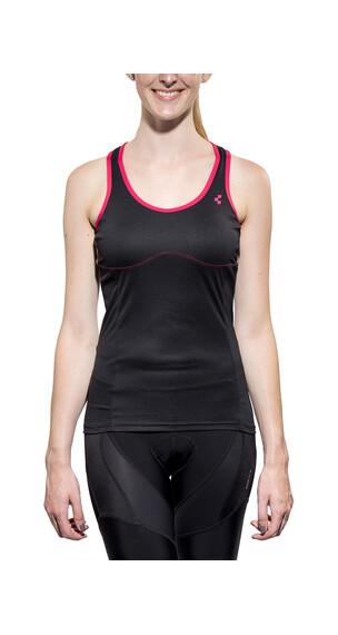Cube Tour WLS - Maillot sin mangas - negro